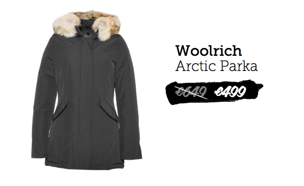 Woolrich jacken frauen